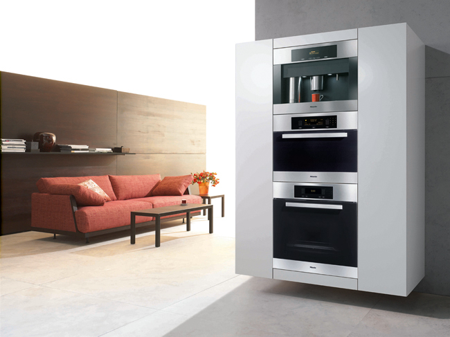 Miele and Hollywood Sierra Kitchens